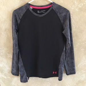 Under Armour Fitted Cold Gear Shirt